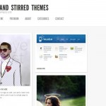 Shaken Stirred WordPress Theme