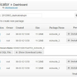 Duplicator: Free WordPress cloning plugin