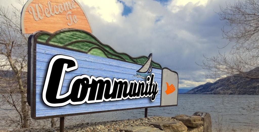 Community-Social-Media