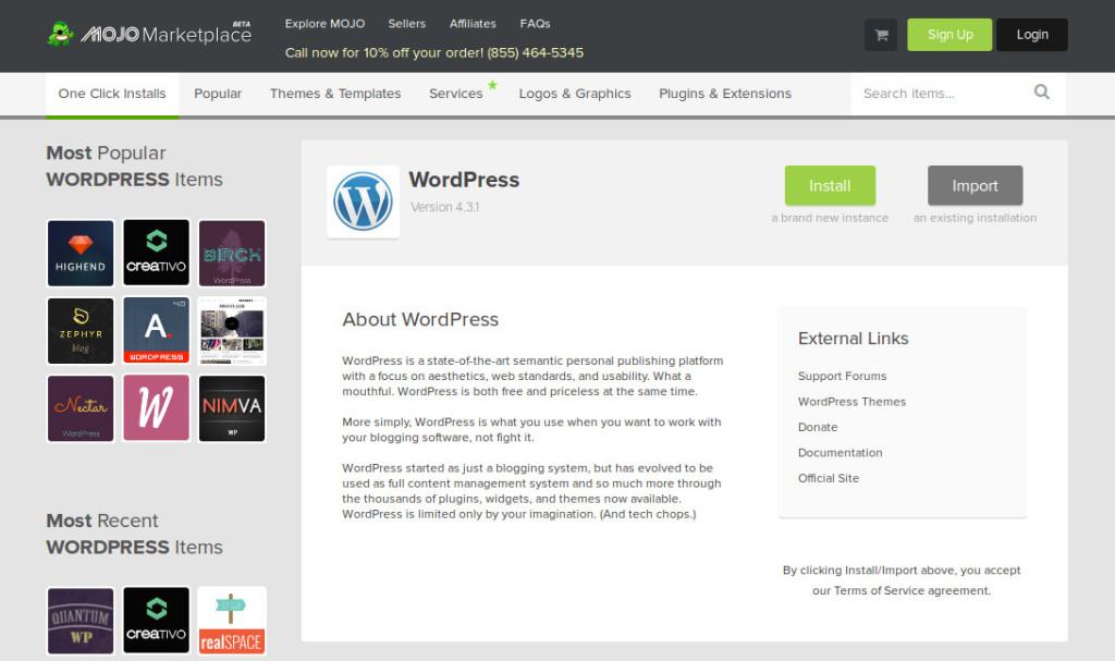 Bluehost-Blog-Install-WP-Mojo
