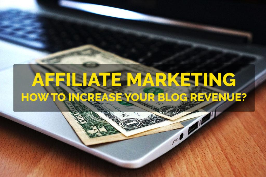Affiliate Marketing Blog Revenue