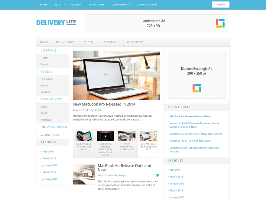 delivery-wp-mag-theme