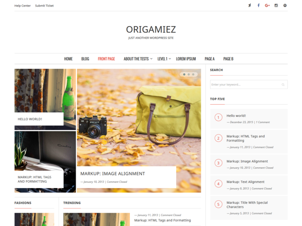 origamiez-wp-mag-theme