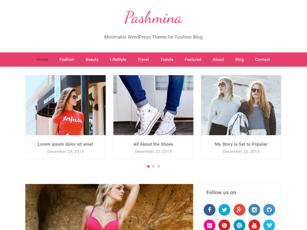 pashmina-wp-blogging-theme