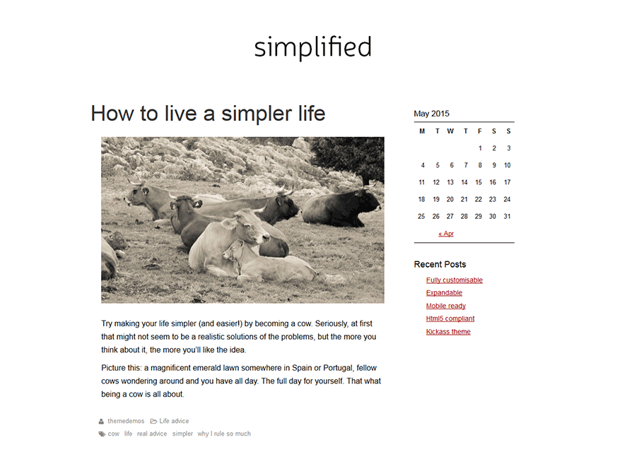 simplifiedblog-wp-blogging-theme