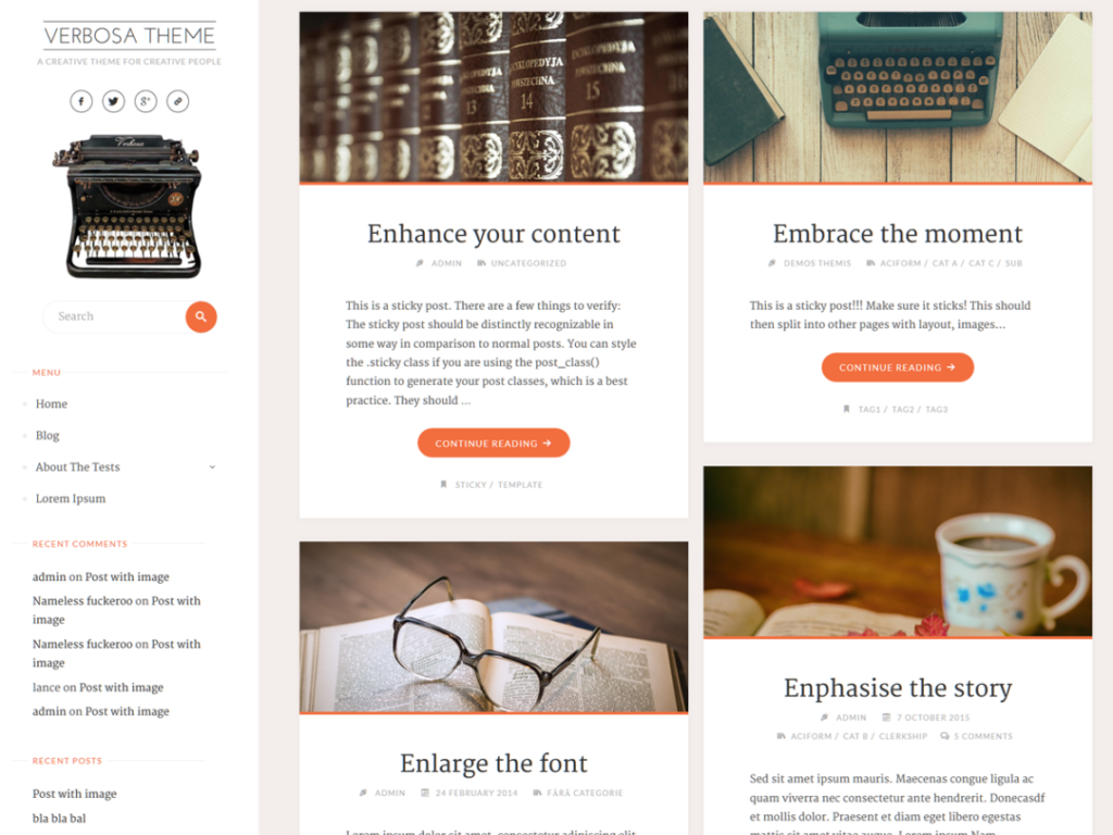 verbosa-wp-blogging-theme