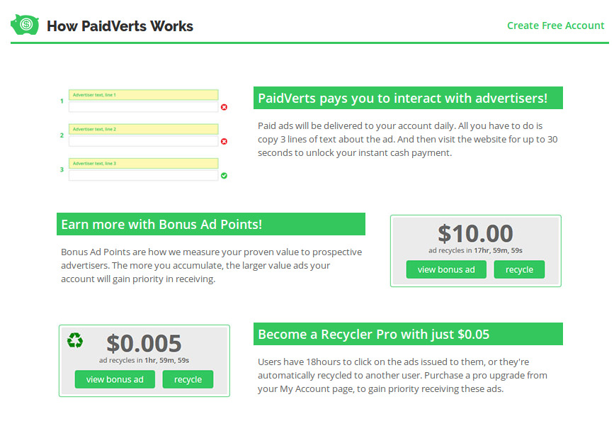 Click and earn money without investment margaridas pintar investment