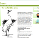 SimGreen Free Blogger Template