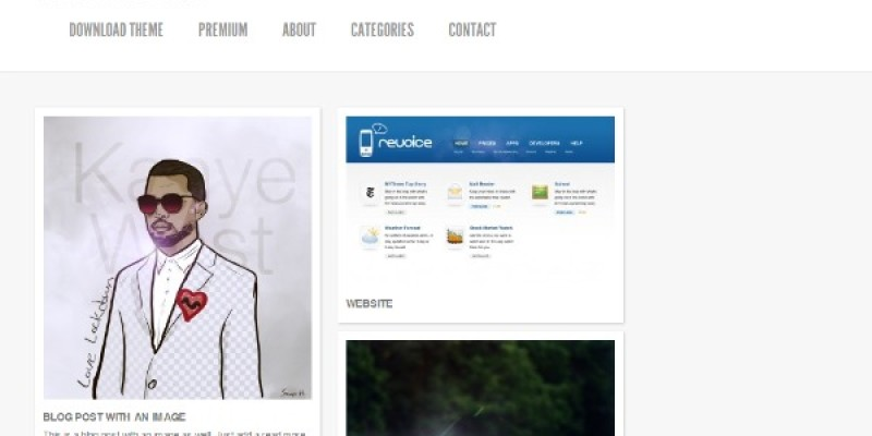 10 Fantastic Free WordPress Themes