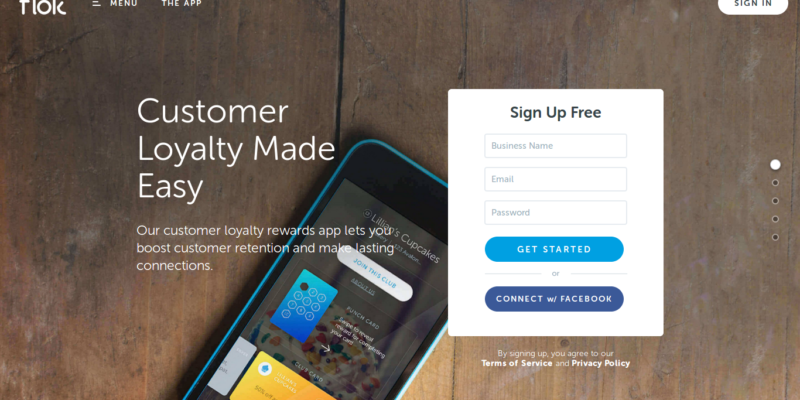 Finding & Retaining Customers for Your Small Business With flok App