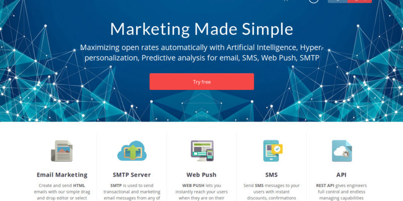 SendPulse: SMS/Email Automation for Internet Marketing, Online E-Commerce Stores